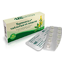 Таблетки от кашля  Термопсол