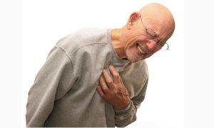 При остом бронхоспазме возникает симптом удушья