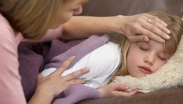 Детский возраст является самым опасным для риска заражения пневмонией