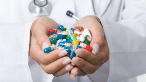 Медикаментозная терапия при обструктивном бронхите