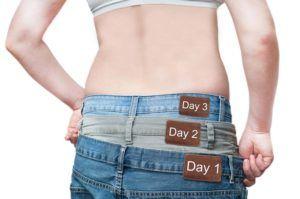Резкое снижение веса является причиной для обращения к врачу