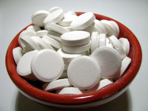 Таблетки для рассасывания и жевания