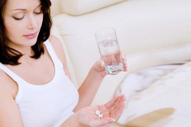 Беременным лекарство противопоказано в 1-м триместре