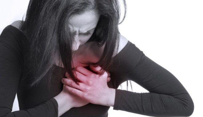 При вздохе боль в грудной клетке