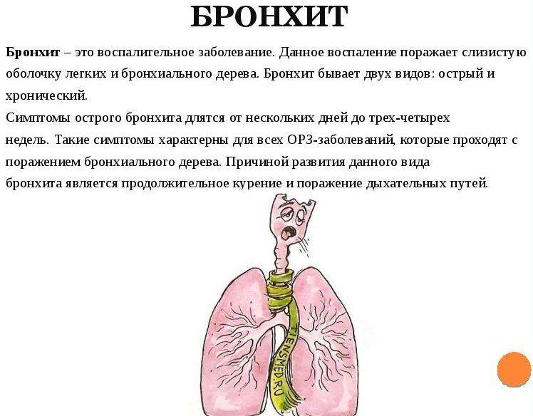 Бронхит переходит в пневмонию симптомы