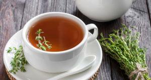 Чай с чабрецом при кашле