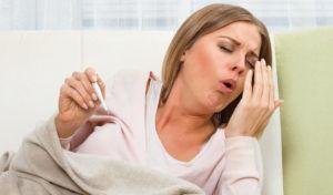 Частый и продолжительный кашель на второй стадии