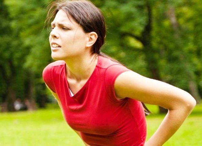 Что может вызвать отдышку и нехватку воздуха