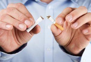 Для профилактики бронхита стоит отказаться от табакокурения