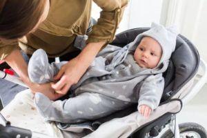 Для профилактики бронхита одевать ребёнка всегда нужно по погоде