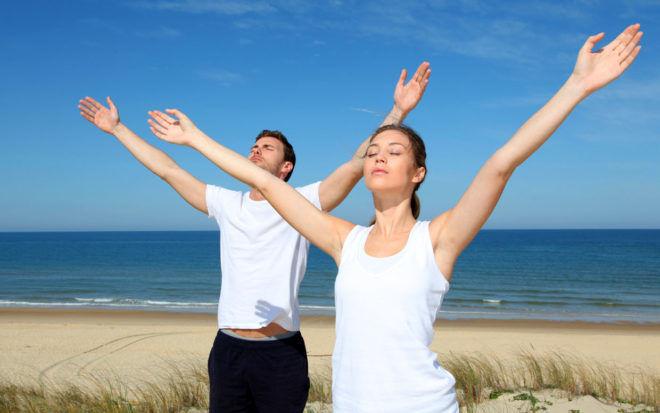 Дыхательная гимнастка для лечения хронической пневмонии