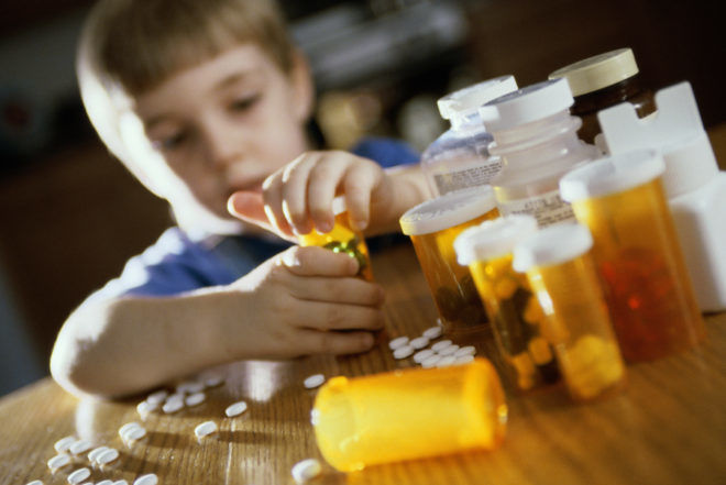 Хранить препарат в недоступном месте для детей