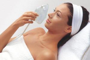 Ингалятор Ромашка-3 эффективен в качестве применения для косметических процедур