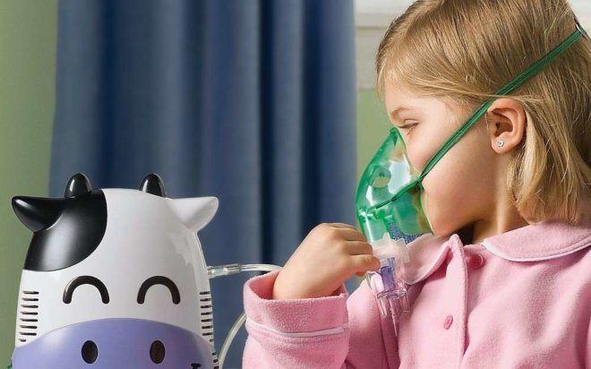 Ингаляции с содой для детей в небулайзере при кашле, беременности, бронхите, ларингите, насморке