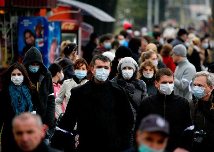 Избегать мест скопления людей в периоды эпидемий