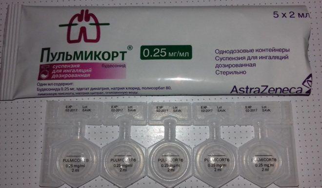 Пульмикорт не противопоказан с другими препаратами