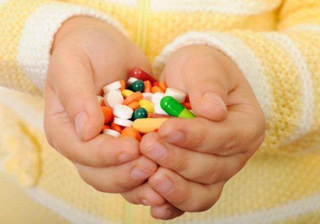 Какие антибиотики давать при кашле детям