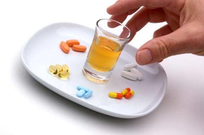 Лекарственные взаимодействия Синекода