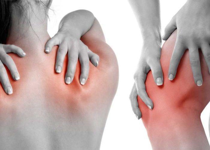 Ломота в мышцах и суставах