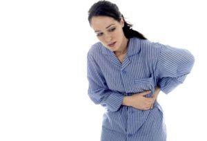 При остром заболевании наступает резкая сильная боль