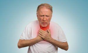 При сегментарной пневмонии ярко выражена сильная одышка