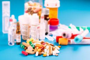 Прием медикаментов до заражения болезнью