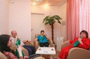 Санаторно-курортное лечение бронхита
