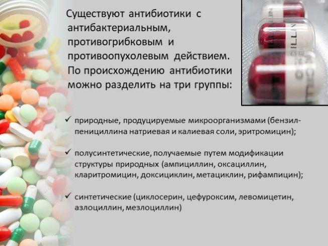 Сколько дней можно пить антибиотики взрослому