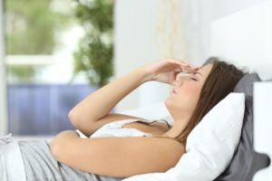 Слабость во всем теле является признаком гипервентиляционного синдрома