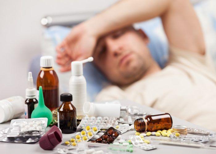 Своевременное лечение простудных заболеваний