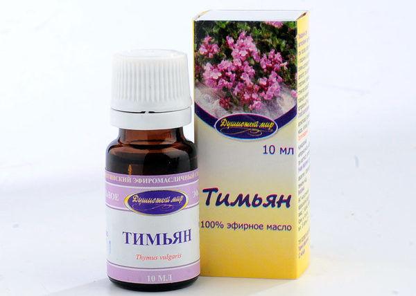 Эфирное масло тимьяна