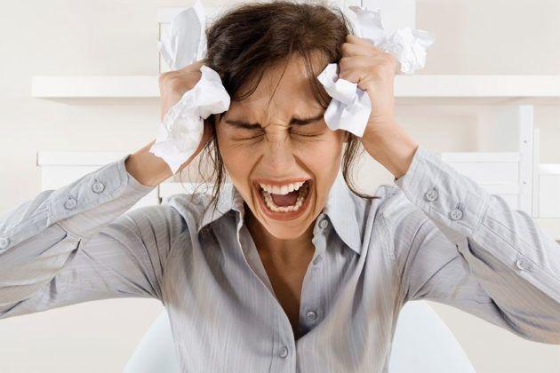 В факторы риска попадают люди с частыми стрессами