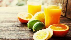 Цитрусовые соки