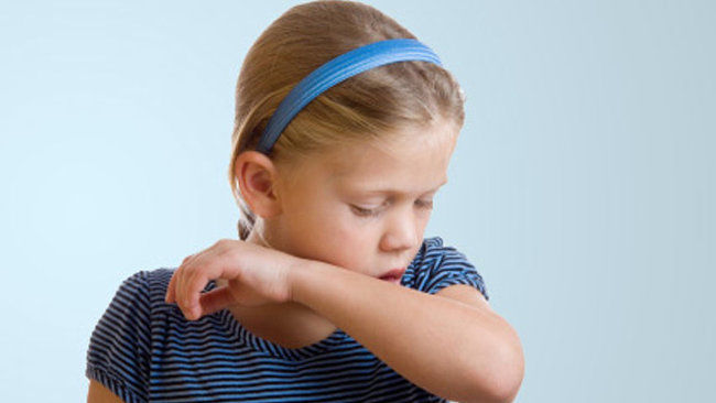 Лечение влажного кашля у детей