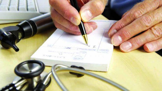 Приобреение лекарства по назначению врача