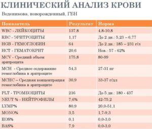 Анализ крови для диагностики бронхоэктазии