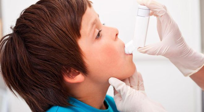 Бронхоспазм может вызвать сильный кашель