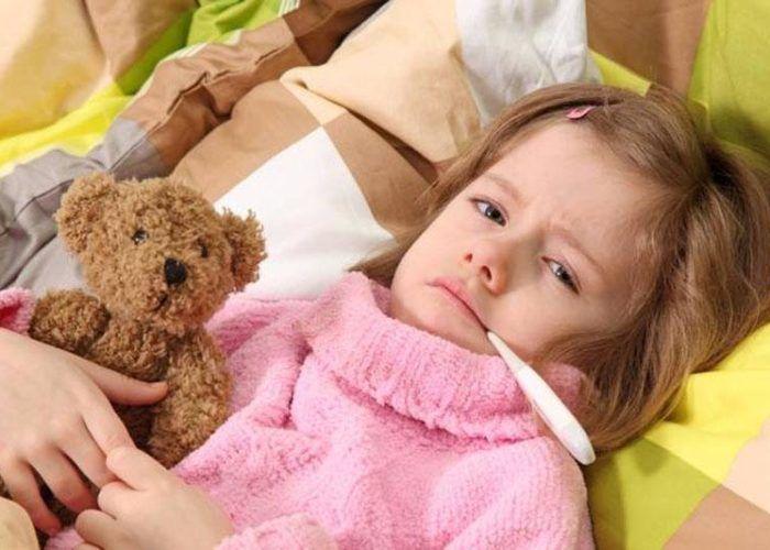 Часто болеющим детям