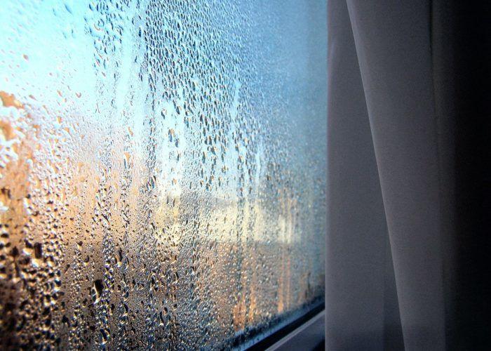 Чрезмерно влажный воздух