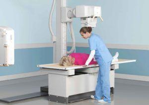 Если флюорографии не достаточно то назначают рентгенографию