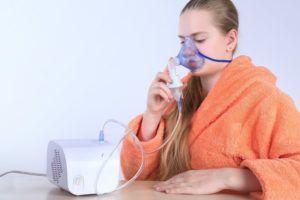 Ингаляции для лечения остаточного кашля