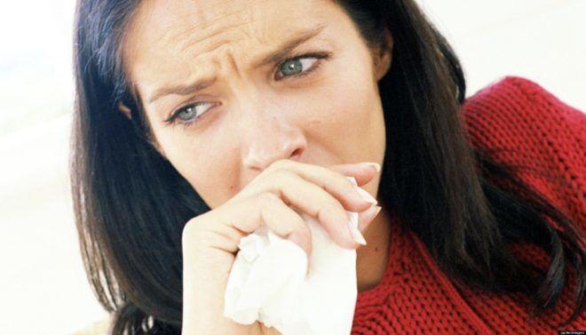 Причины возникновения и виды кашля