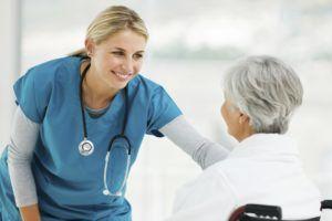 Лечение пневмонии не редко зависит от сестринской поддержки