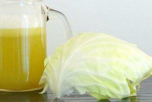 Лепешка из капустного листа и меда для лечения кашля у детей до 4 лет