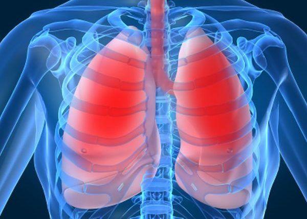 Нарушение функции лёгких
