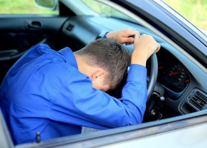 Нарушения концентрации внимания при управлении транспортным средством