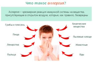 Очистка легких запрещена при аллергии на травы