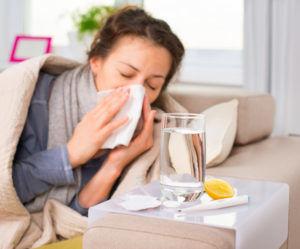 Ослабленный иммунитет является причиной возникновения бронхоэктазии