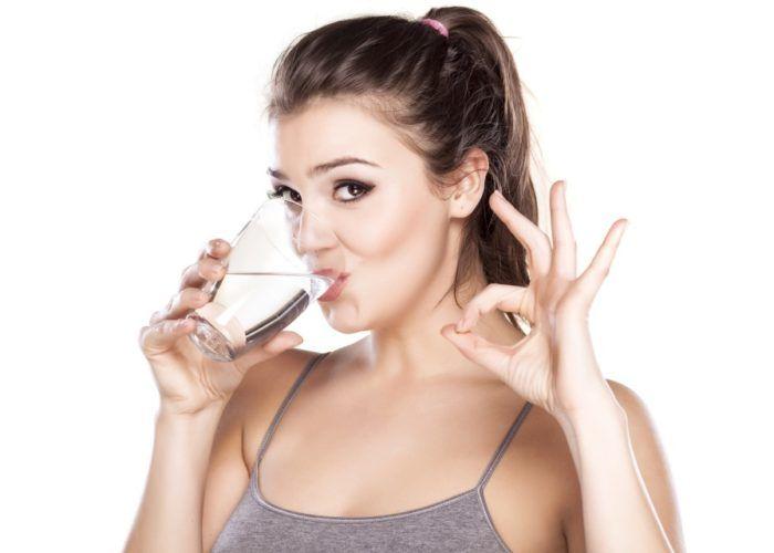 Увеличить питьевой режим