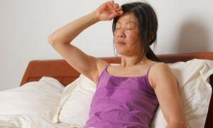 Одной из симптом пневмонии является потливость